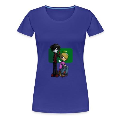 D and A - Women's Premium T-Shirt