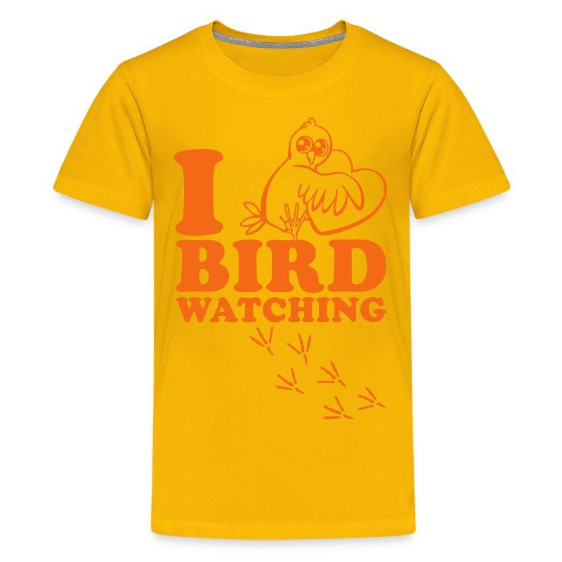 I Love Bird Watching T-Shirt