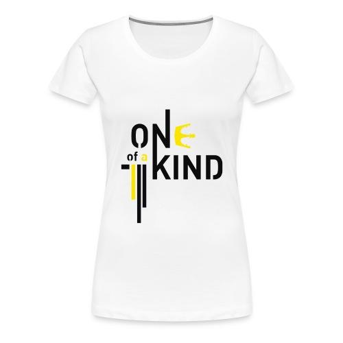 G-Dragon - One Of A Kind (Women) - Women's Premium T-Shirt