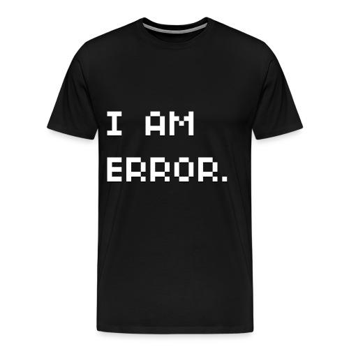 Terrible Fate - Men's Premium T-Shirt