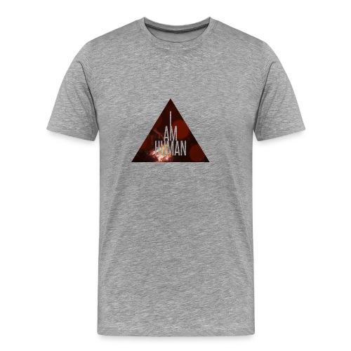 I am human (Unisex Fit) - Men's Premium T-Shirt