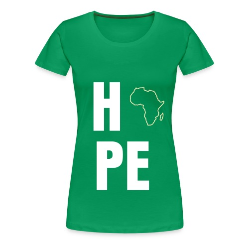 Hope Africa - Women's Premium T-Shirt