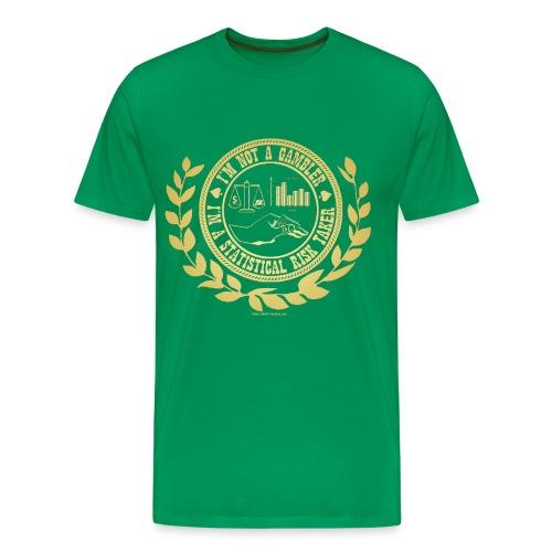Risk Taker - Men's Premium T-Shirt