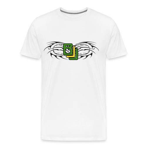 BJJ - Men's Premium T-Shirt