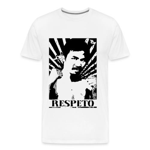 Manny Pacquiao - Men's Premium T-Shirt