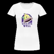 Women's T-Shirts ~ Women's Premium T-Shirt ~ Weepin Bell