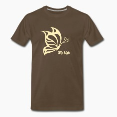 Butterfly Tribal Tattoo 3 T-Shirts