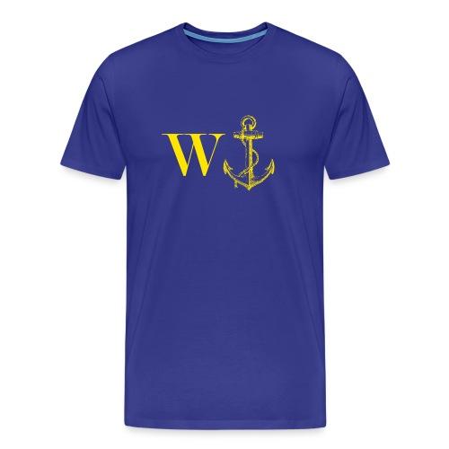 You're a... (Unisex Fit) - Men's Premium T-Shirt