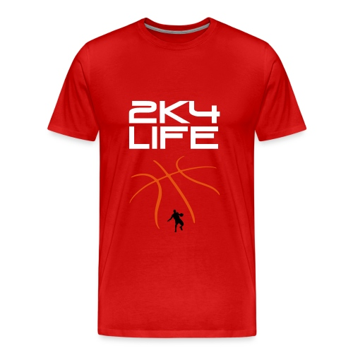 Men's Heavyweight T-Shirt 2K4LIFE - Men's Premium T-Shirt