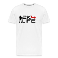 T-Shirts ~ Men's Premium T-Shirt ~ Men's Heavyweight T-Shirt 2K4LIFE