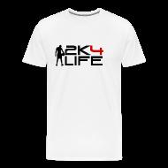 T-Shirts ~ Men's Premium T-Shirt ~ Men's Heavyweight T-Shirt 2K4LIFE