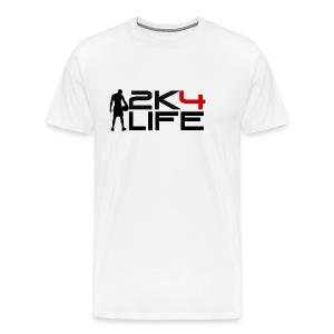 Men's Heavyweight T-Shirt 2K4LIFE - Men's Premium T-Shirt