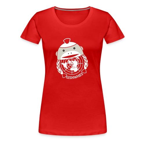 GISHWHES [DESIGN BY THISISNOTBRUCE] - Women's Premium T-Shirt