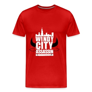Men's T-Shirt Windy City  - Men's Premium T-Shirt