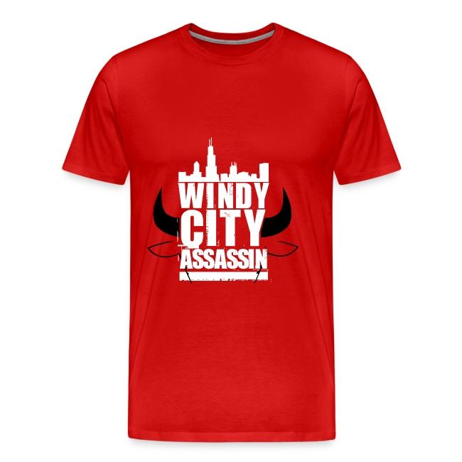 Men's T-Shirt Windy City