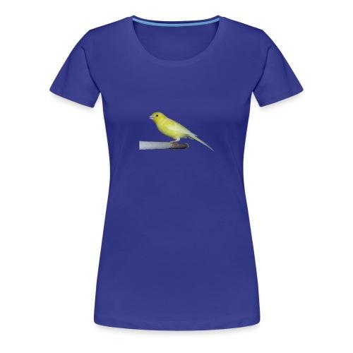 Canary Women's T - Women's Premium T-Shirt