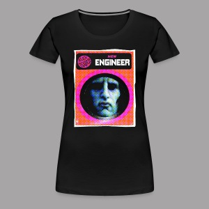 The Engineer Women's T Shirt - Women's Premium T-Shirt