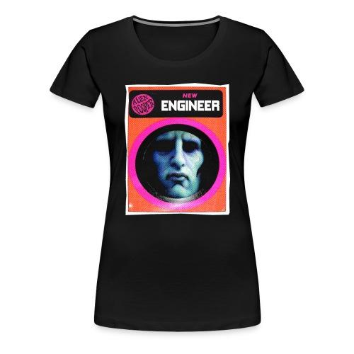 The Engineer Women's T Shirt - Women's Premium T-Shirt