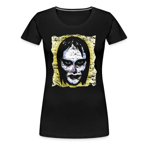 Vampire Girl Halloween Women's T Shirt - Women's Premium T-Shirt