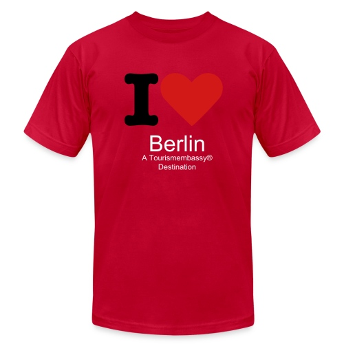 Love Berlin - Men's  Jersey T-Shirt
