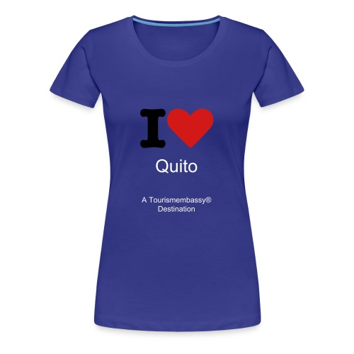 Love Quito - Women's Premium T-Shirt