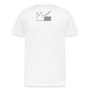 ICLAIM Classic T-Shirt 3XL & 4XL T-Shirt - Men's Premium T-Shirt