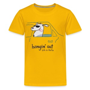 Hang Out 2 - Kids' Premium T-Shirt