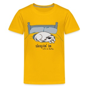 Sleepin In - Kids' Premium T-Shirt