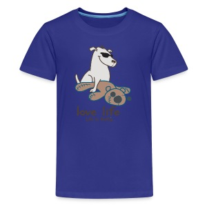 Luv Life - Kids' Premium T-Shirt