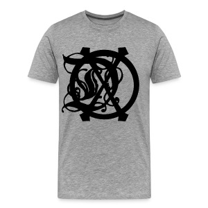 DOX OFFICIAL LOGO (HVW8 T-SHIRT) - Men's Premium T-Shirt