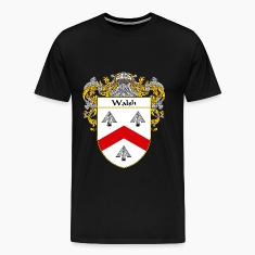 Walsh Coat of Arms/Family Crest