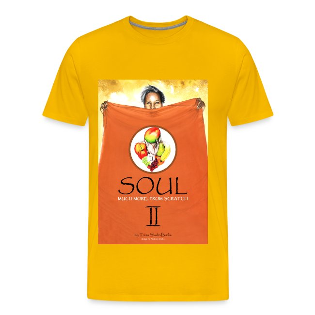 Soul Much More From Scratch II Unisex Tee