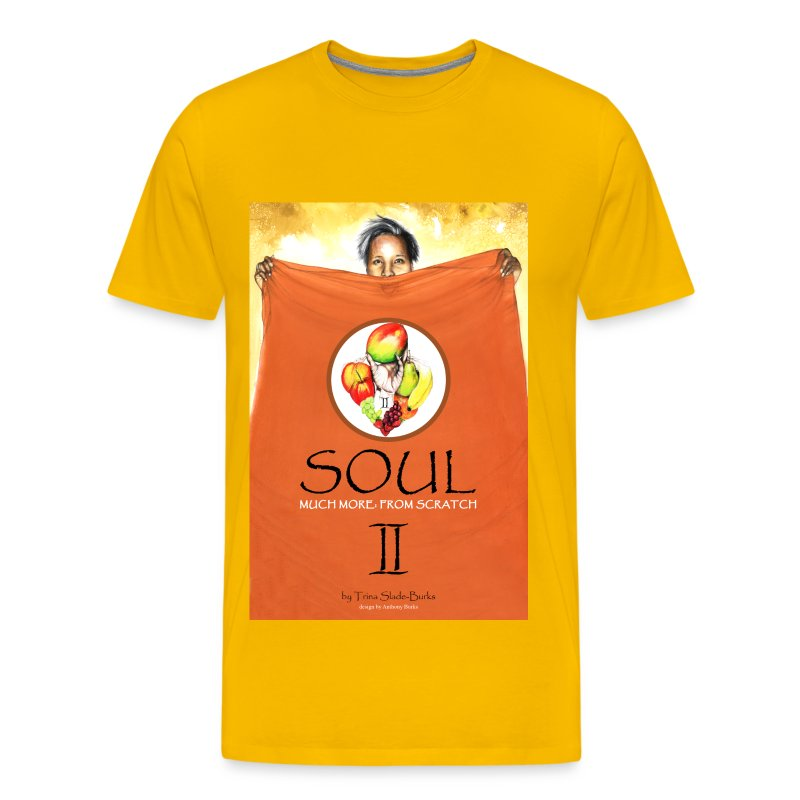 Soul Much More From Scratch II Unisex Tee - Men's Premium T-Shirt