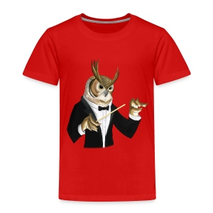 Toddler's Leopold Strauss - Toddler Premium T-Shirt