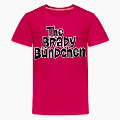 The Brady Bundchen Kids' Shirts