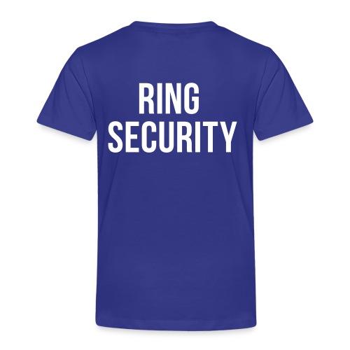 Ring Bearer - Toddler - Toddler Premium T-Shirt
