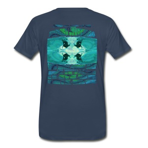 Summer 2011: Kneelo Concet  Special Edt. - Men's Premium T-Shirt