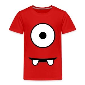 One Eyed Minion - Toddler Premium T-Shirt