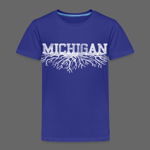 My Michigan Roots - Toddler Premium T-Shirt