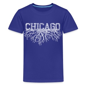 My Chicago Roots - Kids' Premium T-Shirt