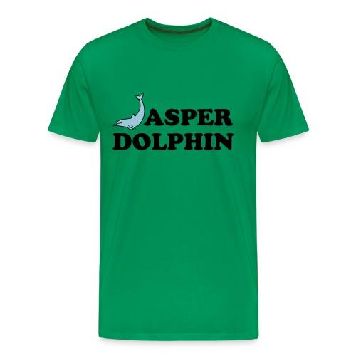 Jasper Dolphin tee - Men's Premium T-Shirt