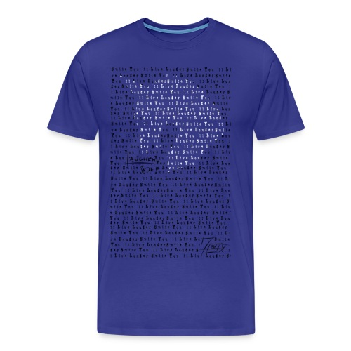 Smile You'll Live Longer - Men's Premium T-Shirt