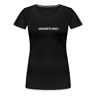 Women's T-Shirts ~ Women's Premium T-Shirt ~ The Lisa Dobson