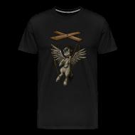 T-Shirts ~ Men's Premium T-Shirt ~ The Puppet [Plus Size]