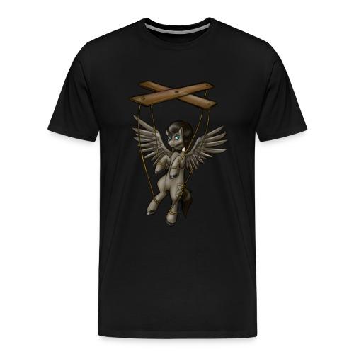The Puppet [Plus Size] - Men's Premium T-Shirt
