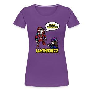 Katie T-shirt (Women) - Women's Premium T-Shirt