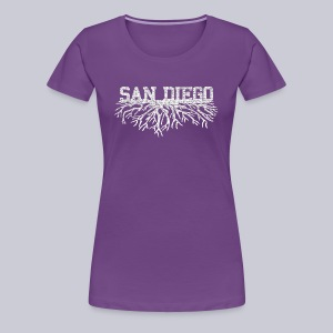 My San Diego Roots - Women's Premium T-Shirt