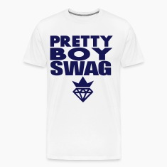SWAG PRETTY GUY T-Shirts