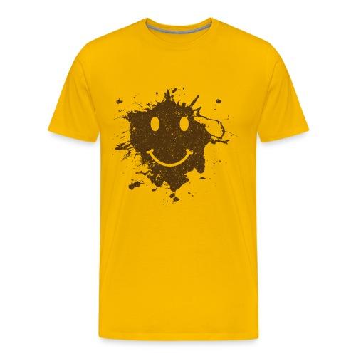 Forrest Happy Face - Men's Premium T-Shirt