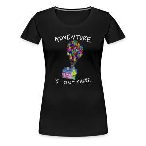 Women's Adventure 2 - Women's Premium T-Shirt